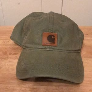 Carhatt Olive Green Cap NEW!